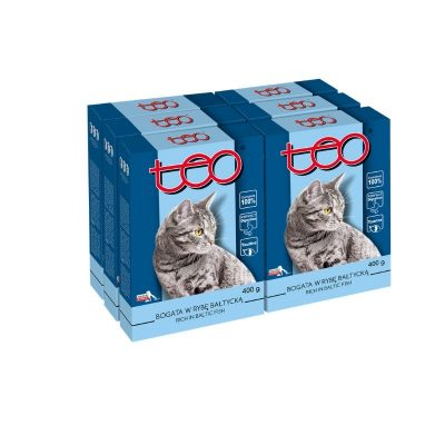 Teo dry food for cats